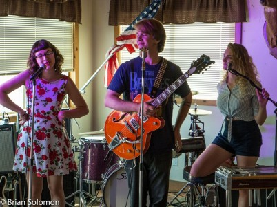 The Franklin County Sweethearts by Brian Solomon